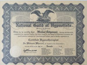 NGH-certificeret hypnotisør København