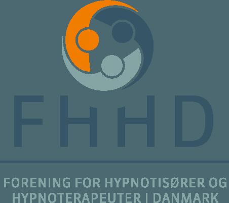 Forening for hypnotisører og hypnoterapeuter Danmark logo